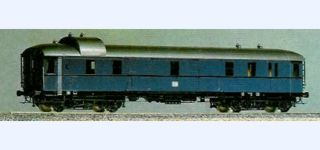SPRING DB Pw 4ü Baggage car