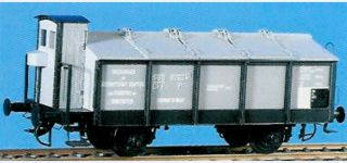 WMK SBB Special car with brake cab